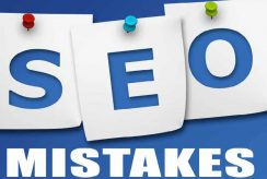 Common Mistakes with SEO