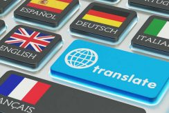 Web Page Language Translation